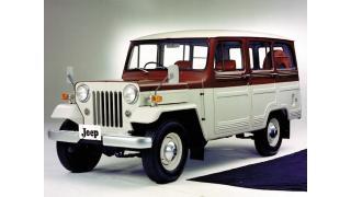 未知なるオカヤマにJ30系三菱ジープを求めて(前編)