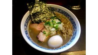 [ラーメン]20130206 麺処夏海