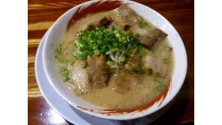 [ラーメン]20130208 我流風豚屋 + 麺壱吉兆