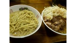 [ラーメン]20130125 ラーメン二郎新小金井街道店