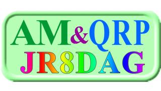 【静画】JR8DAGのAM & QRPホームページの壁紙(2019.10.01現在)