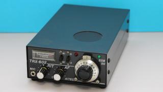【動画】アイテック電子研究所 6m QRP SSB トランシーバー(TRX-602)(2020.01.11)