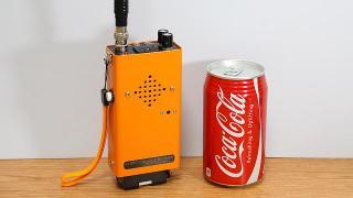 【動画】アイテック電子研究所 6m QRP FM トランシーバー(ZERO1000-51R)(2020.02.22)