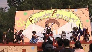 5/24(土)大阪府大コスプレ踊ってみたします。GOD団