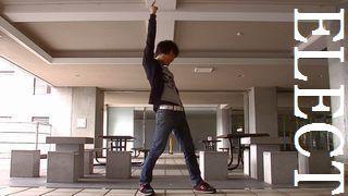ELECTの踊ってみたを投稿しました。そういや顔出しソロ踊ってみた初投稿【おまけ:鳴狐コス】