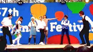 京大学祭ステージ踊ってみたpart3、本日19時に投稿された