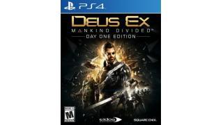 (個人的注目)Deus Ex: Mankind Divided 海外では8月23日発売