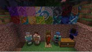 【Minecraft】彩釉テラコッタを全色集めるまで終われません【1.12.1】