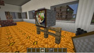 【Minecraft】フェンスと絵画について【1.12.1】