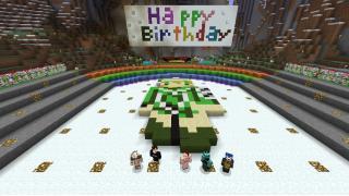 リスナーさんたちに誕生日祝ってもらった!
