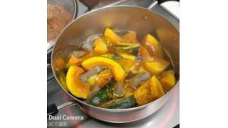 簡単【かぼちゃの煮物】作り方