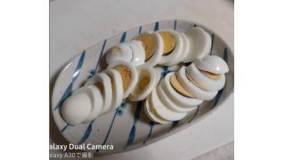 簡単【ゆで卵】作り方