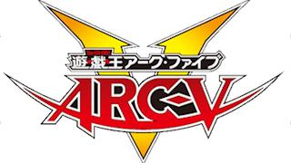 遊戯王ARC-Ⅴ{アークファイブ}138話「暗翼の竜」レビュー