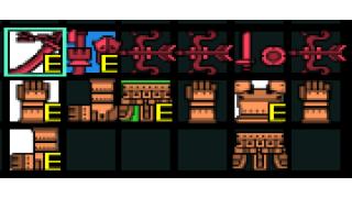 【MHF】覇種武器防具各6個
