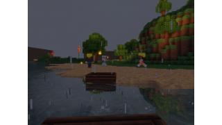 【Minecraft建築企画】128×128 world【PvP祭!とこれからの予定!】