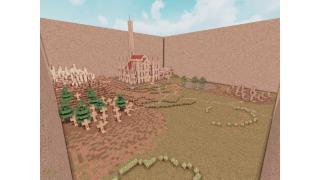 【Minecraft建築企画】128×128 world【雑務日記5】