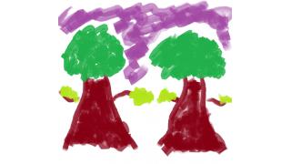 【Minecraft建築企画】128×128 world 巨木の森 1株目