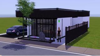 sims3建築(SS) 1軒目