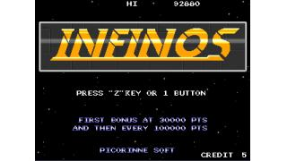 「INFINOS」レビュー 著:abgl #フリーゲーム