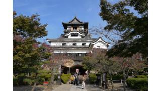 城巡り1~犬山城