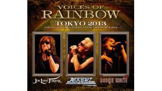 Voice Of Rainbow TOKYO 2013
