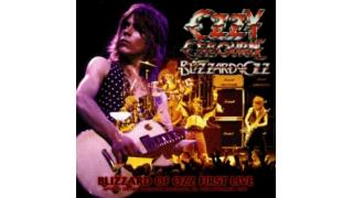 BLIZZARD OF OZZ FIRST LIVE