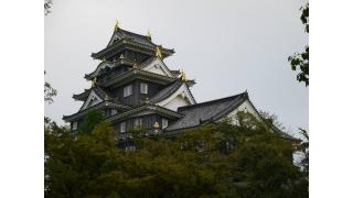 城巡り7~岡山城