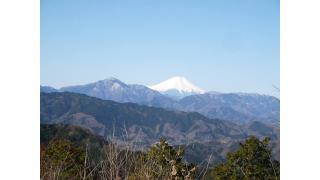 山登り1 高尾山縦走
