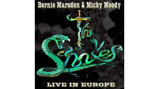 THE SNAKES LIVE IN EUROPE