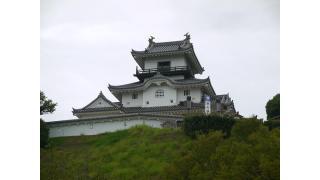 城巡り21~掛川城