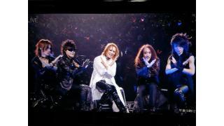 X JAPAN WORLD TOUR 2014 at YOKOHAMA ARENA ライブビューイング