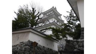 城巡り25~大垣城