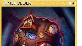 【RO】kROの時計塔ナイトメアMobにカードが!