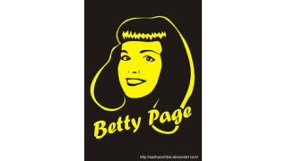 Bettie Page<ベティ・ペイジ>と雑文