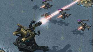 SC2 Direct Strike Commander: Swann編
