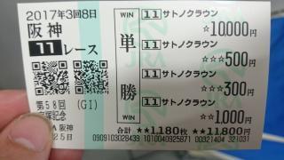 【交流戦×宝塚記念】交流戦カープ応援生活vol.2 レース結果