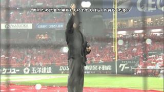 【10/18 CS FINAL】広島2勝-0勝DeNA 雨天での決戦、史上初のCSコールド勝ちでまずは先勝!