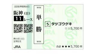 【交流戦×宝塚記念】カープ馬券&本気予想