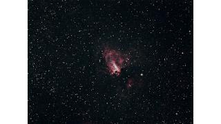 M17 オメガ星雲(NGC6618)