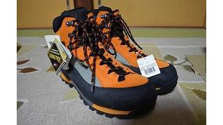 登山靴2足目購入