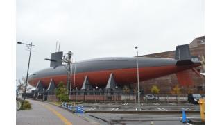 広島行って潜水艦とか見てきた。
