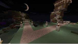 [マイクラ日誌] 祭壇へ続く道 #minecraft