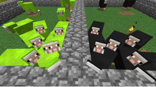 【Minecraft】生放送アルバム 2015/03/06,07