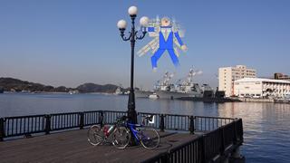 横須賀ライド (ロケハン編)