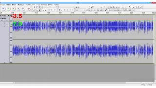Audacityで実況音声を聴きやすくする技術