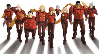 「CYBORG009 CALL OF JUSTICE」感想