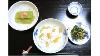 テレビドラマ みをつくし料理帖(4)「ほろにが蕗ご飯」