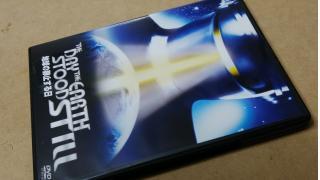 DVD「地球の静止する日」