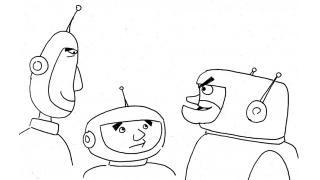 「宇宙パトロールホッパ」 エピソード紹介(第6話 戦争ロボットの最后(さいご))