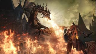 新作ゲーム購入後レビュー【DARK SOULS3(ダークソウル3)】PS4 XboxOne PC